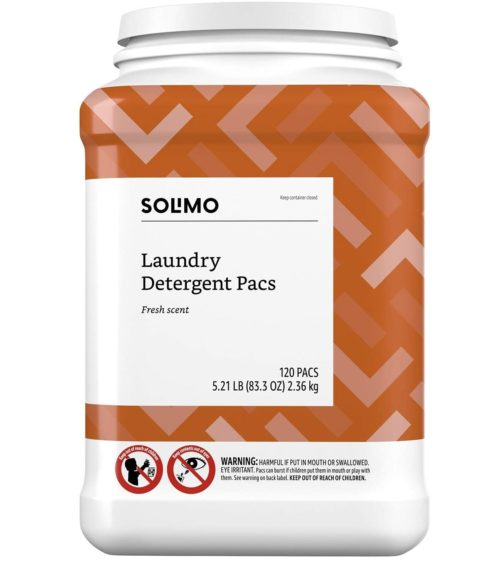 5. Solimo Laundry Detergent