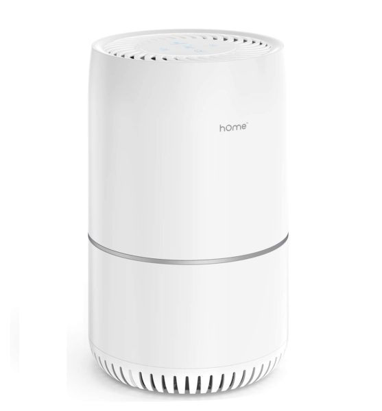 10. hOmeLabs True HEPA Filter Air Purifier - Portable for Home