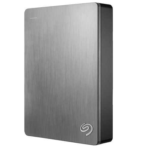 2. Seagate HDD 4TB Portable External Hard Drive