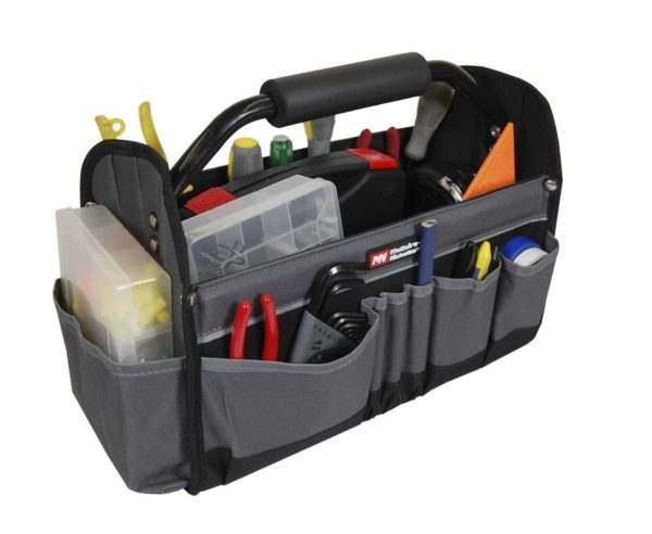3. McGuire-Nicholas 22015 15-Inch Collapsible Tote