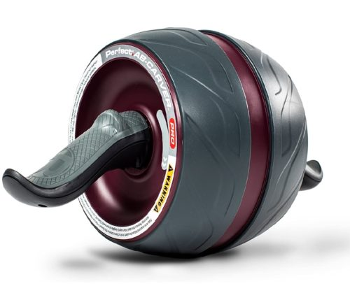 1. Perfect Fitness Carver Pro Ab Roller Workout