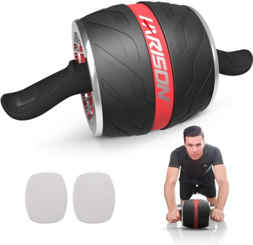15. HARISON AB Roller Wheel for Home Gym Workout
