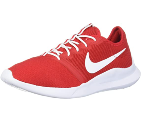 1. Nike Trail Running Shoes - Women VTR Red Running Shoes
