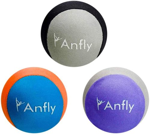 10. Anfly Stress Hand Exercise Ball for Arthritis Anxiety Stress Relief for Teen and Kid - Best Physical Hand Holding Ball