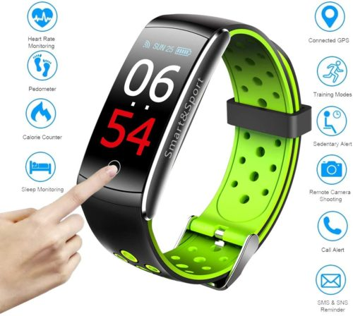 10. FromPRO IP68 Kids Fitness Tracker with Sleep Monitor