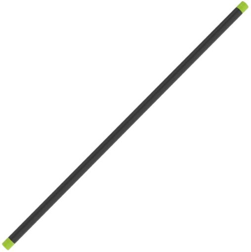11. Power Systems Aerobic Versa Exercise Bar Great for Yoga, Workout, and Physical Therapy