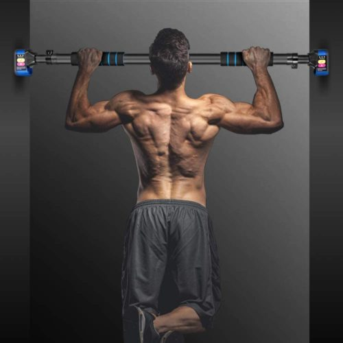 11. Profit Fitness Chin Up Portable Pull Up Bar for Upper Body Exercise