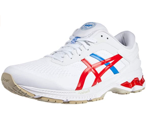 3. ASICS Training Shoes - Best Running Shoes for Bad Knees