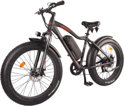 4. DJ Fat LED Electric Bicycle