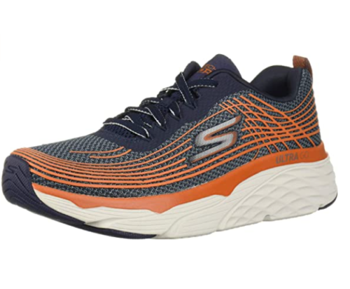 4. Skechers Trail Running Shoes for Men with Max Cushioning Elite-Performance