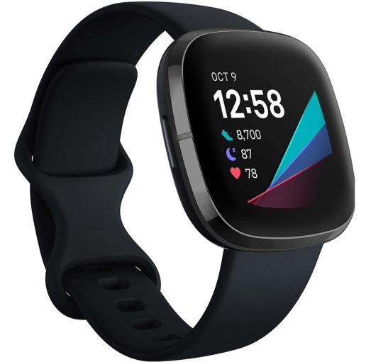 5. Fitbit Advanced Bluetooth Smart Watch with Heart Health Management