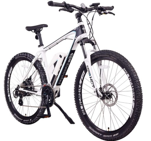 5. NCM Praque Best Electric Bike Under 1000 with Mountain Powerful Motor