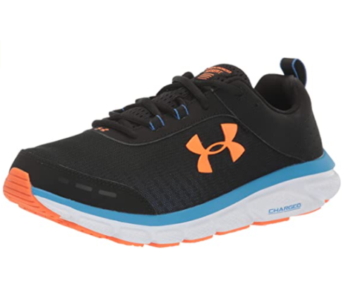 5. Under Armour Trail Running Shoes for Men with Charged Assert 8