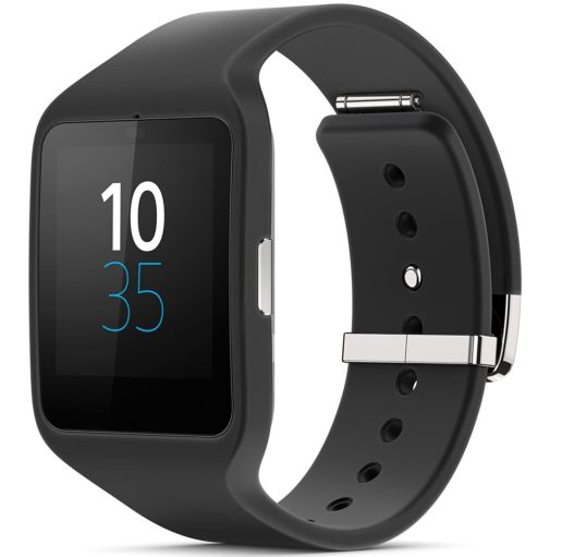 6. Sony Transflective Display Bluetooth Smart Watch