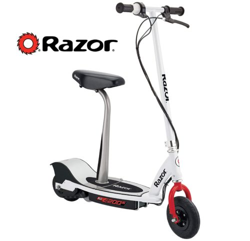 7. Razor Electric Scooters with Seat