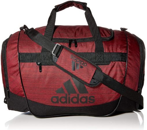 Adidas Gym Bag Defender Duffel Sports Bag with Shoe Compartment