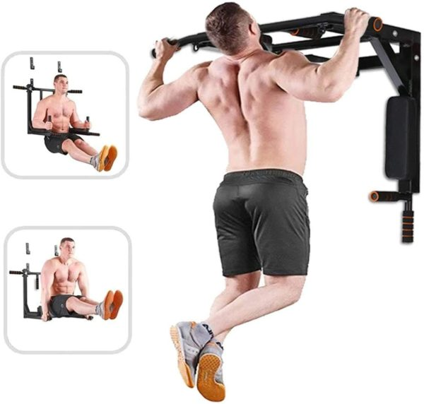 BDL Wall Mounted Pull Up Bar