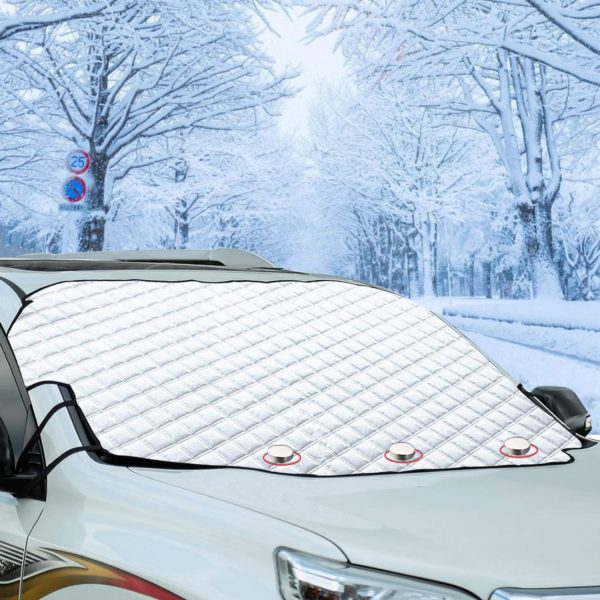 Cosyzone Windshield Snow Ice Cover Winter Frost Cover