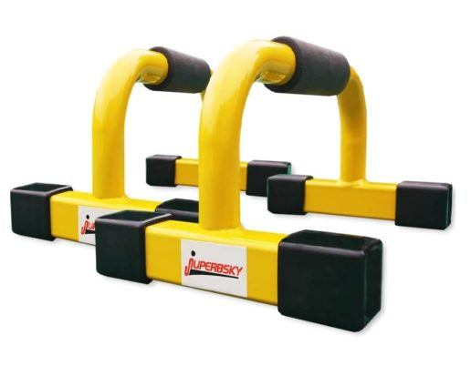 Juperbsky Exercise Push Up Stands Bars Parallettes