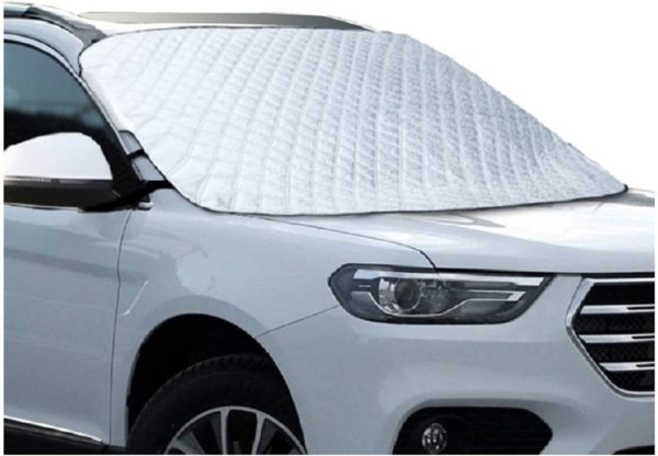 MITALOO Car Windshield Snow Cover with 4 Layers Protection