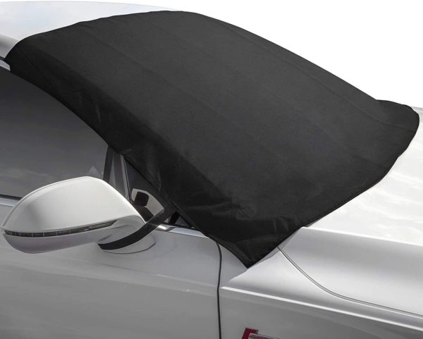 OxGord Windshield Snow Cover Ice Removal Wiper Visor