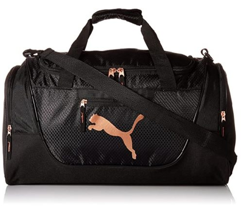 Puma Gym Bag Candidate Duffel with Shoe Compartment