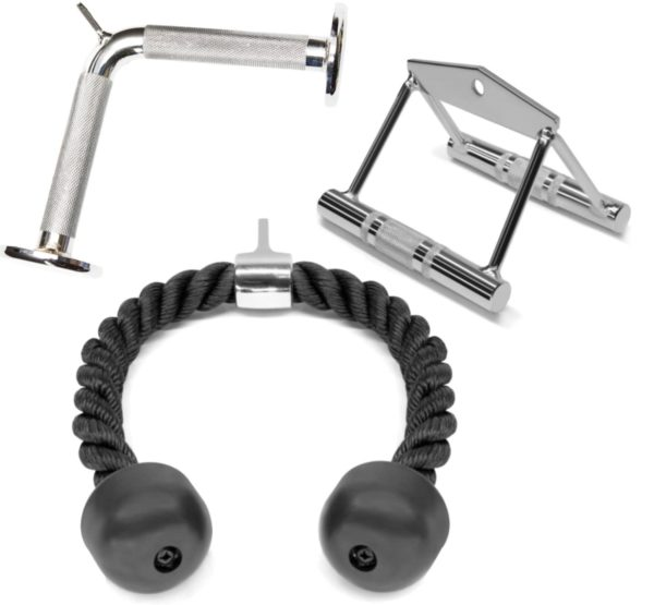 A2ZCare V-Shaped Bar Pulldown